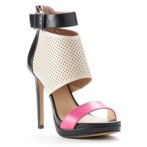 Juicy Couture Atarah Ice Perforated Platforms